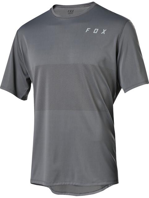 Fox Ranger SS Jersey Men grey vintage